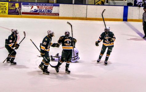 Morris Knolls Varsity Ice Hockey Team