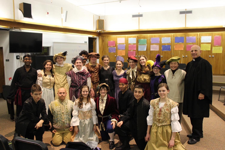 The Twelfth Night Cast