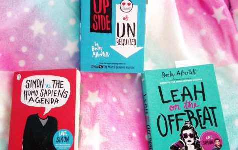 The Simonverse and Becky Albertalli