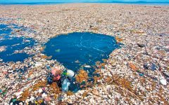 Cleaning of the Pacific Garbage Patch