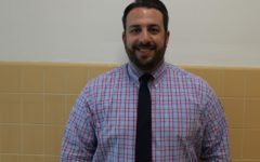 Our New Vice Principal - Mr. Lauricella