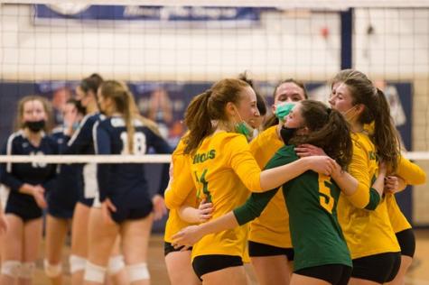 MK Volleyball Varsity Team Makes History
